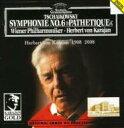Composer: Ta Line - Tchaikovsky チャイコフスキー / 交響曲第6番『悲愴』 カラヤン&ウィーン・フィル 輸入盤 【CD】