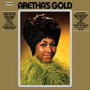 Artist Name: A - Aretha Franklin アレサフランクリン / Aretha's Gold 輸入盤 【CD】
