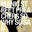 Artist Name: M - Manic Street Preachers / So Why So Sad - Cd Maxi 輸入盤 【CDS】