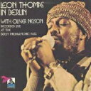 Artist Name: L - Leon Thomas / In Berlin 【CD】
