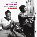 Artist Name: S - Sarah Vaughan / Clifford Brown / Sarah Vaughan With Clifford Brown 輸入盤 【CD】