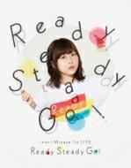 【送料無料】 <strong>水瀬いのり</strong> / Inori Minase 1st LIVE Ready Steady Go! (Blu-ray) 【BLU-RAY DISC】