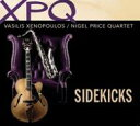 Artist Name: V - 【送料無料】 Vasilis Xenopoulos / Nigel Price / Sidekicks 輸入盤 【CD】