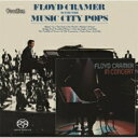 艺人名: F - 【送料無料】 Floyd Cramer / Floyd Cramer With The Music City Pops & Floyd Cramer In Concert 輸入盤 【SACD】