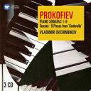 古典 - Prokofiev プロコフィエフ / ピアノ・ソナタ全集、ピアノ作品集 ウラディーミル・オフチニコフ(3CD) 輸入盤 【CD】
