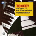 Composer: Ha Line - Prokofiev プロコフィエフ / ピアノ・ソナタ全集、ピアノ作品集 ウラディーミル・オフチニコフ(3CD) 輸入盤 【CD】