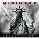 Ministry ミニストリー / Amerikkkant (アナログレコード) 【LP】