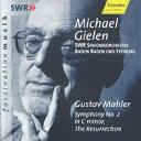 Mahler マーラー / マーラー:交響曲第2番『復活』他、ギーレン(2CD)