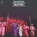 藝人名: H - Harold Melvin&The Blue Notes ハロルドメルビン&ザブルーノーツ / Black & Blue 【CD】