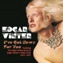 【送料無料】 Edgar Winter's White Trash / I've Got News For You (Clamshell Box Set) 輸入盤 【CD】