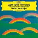 作曲家名: Ma行 - 【送料無料】 Mahler マーラー / 交響曲第4番 ヘルベルト・フォン・カラヤン&ベルリン・フィル、エディト・マティス(シングルレイヤー) 【SACD】