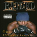藝人名: X - 【送料無料】 X Raided / Unforgiven 輸入盤 【CD】