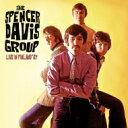 Spencer Davis Group スペンサーデイブスグループ / Live In Finland '67 【LP】