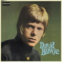【送料無料】 David Bowie デヴィッドボウイ / David Bowie【2018 RECORD STORE DAY 限定盤】(国内仕様輸入盤 / カラーヴァイナル仕様 / 2枚組アナログレコード) 【LP】