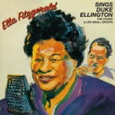 Artist Name: E - Ella Fitzgerald エラフィッツジェラルド / Sings Duke Ellington (The Studio & Live Small Groups)(2CD) 輸入盤 【CD】