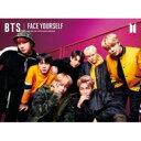 【送料無料】 BTS (防弾少年団) / FACE YOURSELF 【初回限定盤B】 (CD+DVD) 【CD】