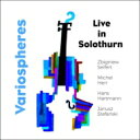 Artist Name: Z - 【送料無料】 Zbigniew Seifert / Variospheres: Live In Solothurn 輸入盤 【CD】