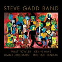 FUSION - Steve Gadd スティーブガッド / Steve Gadd Band 輸入盤 【CD】