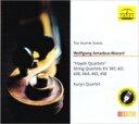 作曲家名: Ma行 - 【送料無料】 Mozart モーツァルト / 弦楽四重奏曲第14番〜第19番(ハイドン・セット) アウリン四重奏団(3CD) 輸入盤 【CD】