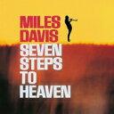 Miles Davis マイルスデイビス / Seven Steps To Heaven (アナログレコード / Wax Love) 【LP】