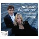 作曲家名: Sa行 - 【送料無料】 Schubert シューベルト / アルペジョーネ・ソナタ、歌曲編曲集〜さすらい人、他 フランソワ・サルク、クレール=マリ・ル・ゲ 輸入盤 【CD】