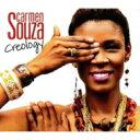 【送料無料】 Carmen Souza / Creology 輸入盤 【CD】