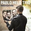 Pablo Held / Investigations 【LP】