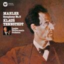 作曲家名: Ma行 - 【送料無料】 Mahler マーラー / 交響曲第6番『悲劇的』 クラウス・テンシュテット&ロンドン・フィル(1983)(2CD) 【Hi Quality CD】