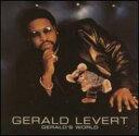 Gerald Levert ジェラルドリバート / Gerald's World 輸入盤 【CD】