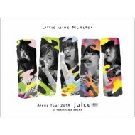【送料無料】 Little Glee Monster / Little Glee Monster Arena Tour 2018 - juice !!!!! - at YOKOHAMA ARENA 【初回生産限定盤】(2Blu-ray) 【BLU-RAY DISC】