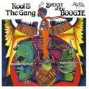 艺人名: K - Kool&The Gang クール&ザギャング / Spirit Of The Boogie 【CD】