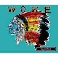 The BONEZ / WOKE 【CD】