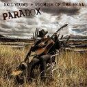 【送料無料】 Neil Young / Promise Of The Real / Paradox (2枚組アナログレコード) 【LP】