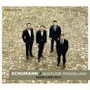 作曲家名: Sa行 - 【送料無料】 Schumann シューマン / 弦楽四重奏曲第1番、第2番、第3番 モディリアーニ四重奏団(日本語解説付) 【CD】