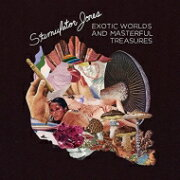Stimulator Jones / Exotic Worlds & Masterful Treasures (アナログレコード) 【LP】