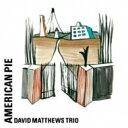 Artist Name: D - David Matthews / Gary Burton / American Pie 【CD】