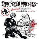 D.R.I. (aka Dirty Rotten Imbeciles) / Violent Pacification & More Rotten Hits 1983-1987 【LP】