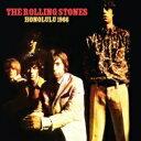 Rolling Stones ローリングストーンズ / Honolulu 1966 (180グラム重量盤レコード) 【LP】
