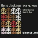 艺人名: G - 【送料無料】 Gene Jackson / Power Of Love 輸入盤 【CD】