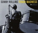 艺人名: S - Sonny Rollins ソニーロリンズ / Tenor Madness / Bonus Album Newk's Time 輸入盤 【CD】