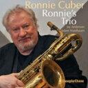 藝人名: R - 【送料無料】 Ronnie Cuber / Ronnie's Trio 輸入盤 【CD】