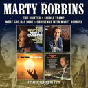 Artist Name: M - 【送料無料】 Marty Robbins / Drifter / Saddle Tramp / What God Has Done / Christmas With Marty Robbins 輸入盤 【CD】