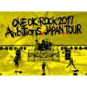 """【送料無料】 ONE OK ROCK / LIVE Blu-ray 「ONE OK ROCK 2017 """"Ambitions"""" JAPAN TOUR」 【BLU-RAY DISC】"""