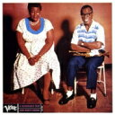 Artist Name: E - 【送料無料】 Ella Fitzgerald エラフィッツジェラルド / Ella And Louis (Mqa / Uhqcd) 【Hi Quality CD】