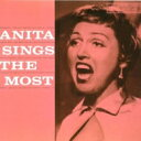 Artist Name: A - 【送料無料】 Anita O'day アニタオデイ / Anita Sings The Most (Mqa / Uhqcd) 【Hi Quality CD】