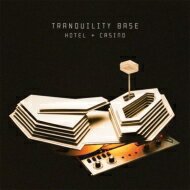 【送料無料】 Arctic Monkeys アークティックモンキーズ / Tranquility Base Hotel & Casino 【CD】