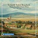 Composer: Ka Line - コジェルフ(1747-1818) / 3つのスコットランド風ピアノ三重奏曲 トリオ1790 輸入盤 【CD】