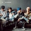 【送料無料】 WINNER / EVERYD4Y -KR EDITION- 【CD】