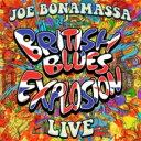 Joe Bonamassa ジョーボナマッサ / British Blues Explosion Live 【BLU-RAY DISC】