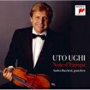 器乐曲 - 【送料無料】 Uto Ughi: Note D'europa 【BLU-SPEC CD 2】
